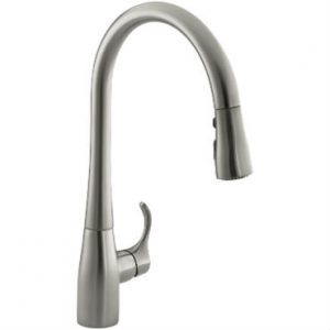 highest rated kitchen faucets