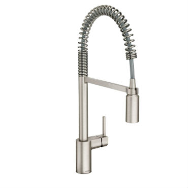 best rated moen kitchen faucet