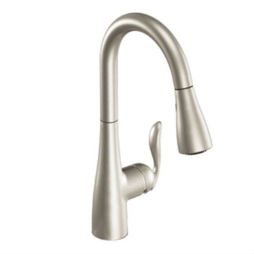 best rated pull down kitchen faucet
