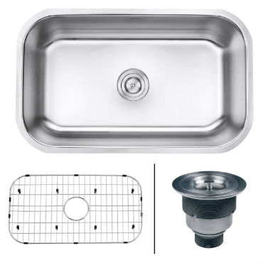 best undermount sink