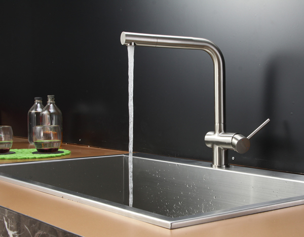 chrome vs stainless steel faucet