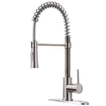 commercial grade kitchen faucet