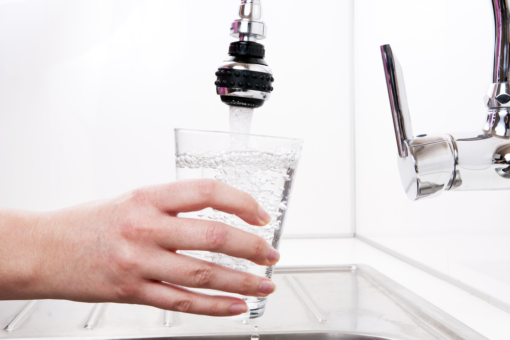 filtered water vs tap water