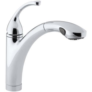 good kohler kitchen faucets