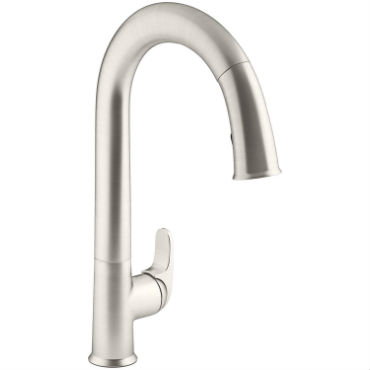 hands free kitchen faucet reviews